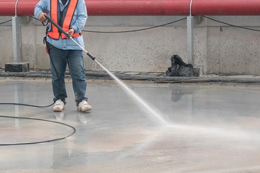 Entreprise nettoyage fin de chantier Sarcelles